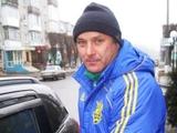 Анатолий Безус: «Рома говорит, что в Киеве немного сложнее по нагрузкам»