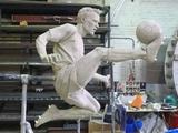 У Бергкампа в «Арсенале» будет статуя