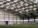 Динамовцы проведут контрольный матч с молодежной сборной