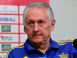 Михаил ФОМЕНКО: «Конкуренты в группе — все команды, кроме Люксембурга»