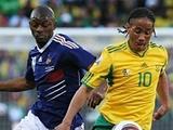 ЮАР стала первой сборной, не вышедшей из группы на домашнем ЧМ