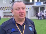 Алексей Дроценко: «Качество игроков академической группы «Динамо» должно быть выше»