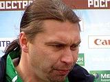 Сергей Овчинников: «Уверен, Богуш в следующих играх исправится»