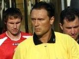 Украинские судьи будут работать на отборочном матче ЧМ-2010