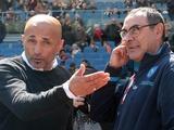 Маурицио Сарри: «Судя поигре «Интера», Спаллетти мог бы возглавить министерство обороны»