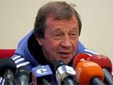 Юрий Сёмин провел пресс-конференцию (+Отчет, +ВИДЕО, +ФОТО тренировки)