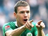 «Вольфсбург» отпустит Джеко «МанСити» за 50 млн фунтов стерлингов