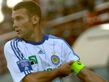 Шевченко снова повредил колено