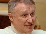 Григорий СУРКИС: «Думаю, нам не придется сомневаться в том, что Калитвинцев будет вожаком сборной до Евро-2012»