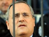 Президент «Лацио»: «Мне поступили от 50 до 80 угроз. Я живу под постоянной охраной»