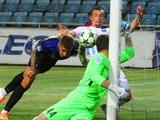 «Черноморец» — «Десна» — 1:0. После матча. Червенков: «Знаю, что красивой игры не получилось...»