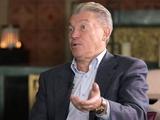 Олег Блохин: «Самое сложное в «Динамо» терпеть удар. От всех»