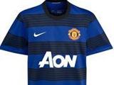 «Манчестер Юнайтед» стал сине-черным