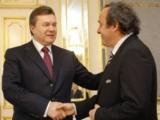 Виктор Янукович: «Мы мечтаем, что когда-то в Украине состоится чемпионат мира»