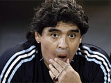 Марадона считает Платини высокомерным французом