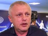 Игорь Суркис: «Через несколько игр мы увидим совсем другое «Динамо»