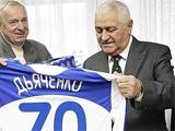 Юрию Дьяченко – 70!