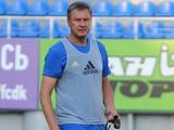 Александр ХАЦКЕВИЧ: «Возможно, у Романовича волнение было, а у меня — нет»