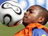 Робинью готовится стать лучшим игроком ЧМ-2010