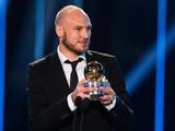 Впервые за 10 лет лучшим игроком Швеции стал не Ибрагимович