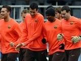 «Барселона» впервые за долгое время проведет открытую тренировку