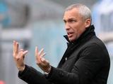 Олег Протасов: «2:0 — не такой уж большой перевес, чтобы совсем не волноваться»