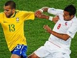 ЧМ-2010. 1/8 финала. Бразилия — Чили — 3:0 (ВИДЕО)