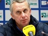 Леонид Кучук: «Остаюсь я или нет, пусть ответит руководство «Арсенала»