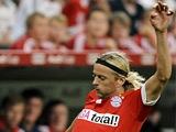 Анатолий Тимощук — лучший игрок матча «Маккаби» — «Бавария»