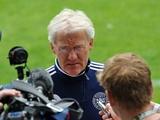 Мортен Ольсен останется главным тренером сборной Дании до 2016 года