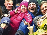 Андрей ВОРОНИН: «Люблю Одессу, но живем пока в Германии»