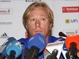 Михайличенко назвал окончательный состав на матч с Англией