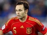 Андрес Иньеста: «Я не заслуживаю «Золотой мяч»