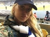 Видео дня: Ирина Галай с шарфом «Динамо» на высоте 8 300 метров!