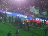 Решение УЕФА по инциденту с болельщиками во время матча Лиги наций Чехия — Украина