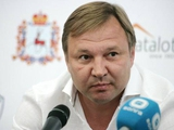 Юрий КАЛИТВИНЦЕВ: «Даже если сын не будет играть, из «Динамо» он не уйдет»