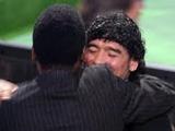 Диего Марадона: «Пеле необходимо критиковать кого-то, чтобы ему платили»