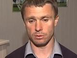 Сергей Ребров: «Не говорили ребятам, что нужно в первом тайме стоять в обороне»