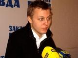 Александр Шуфрич: «Вина за результат исключительно лежит на футболистах...»