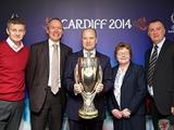 Суперкубок УЕФА-2014 пройдет в Кардиффе