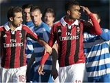 FIFPro поддержала демарш «Милана»