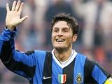 Дзанетти провел 500-й матч за «Интер»
