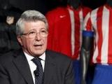 Президент «Атлетико»: «Мы можем выиграть и чемпионат Испании, и Лигу Европы»