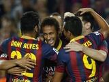 Неймар: «Ротация идет на пользу «Барселоне»