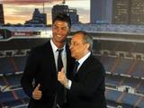 Флорентино Перес: «Уверен, Роналду получит «Золотой мяч»