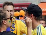 ФОТОрепортаж: Лион в день матча Украина — Северная Ирландия (40 фото)