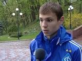 Александр Головко: «В «Динамо» большая конкуренция всегда была и всегда будет»