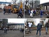 Стадион «Динамо» обретает прежний вид