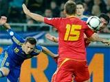 Зарубежная пресса — о матче Украина — Черногория