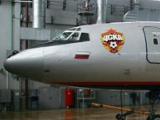 У ЦСКА теперь свой самолет в клубных цветах (ФОТО)